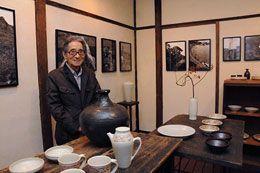 縄文テーマに作陶展