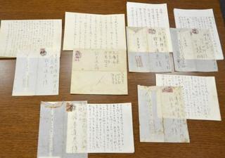 三島由紀夫の書簡9通発見