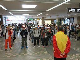 第11回沖縄遊・YOU塾① 旅立ち、そして…