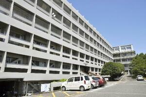 京都大霊長類研究所=2010年、愛知県犬山市