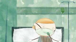 日中韓の院生がアニメ制作