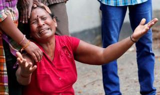 スリランカ在住の日本人女性死亡