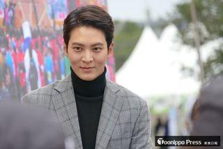 韓流若手実力派俳優 チュウォンのオーラにクラクラ(ёё)