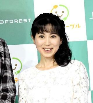 タレントの西村知美さん辞退