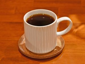 オリジナルの平川ブレンドを使ったドリップコーヒー