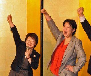 立民、高畑氏擁立検討に自・共冷静/衆院選