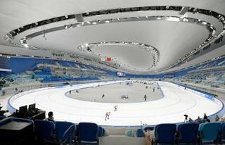北京五輪テスト大会始まる