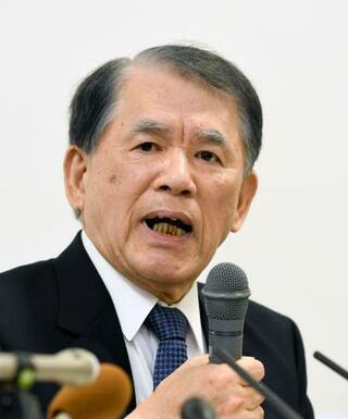 京アニ社長、事件3カ月で会見