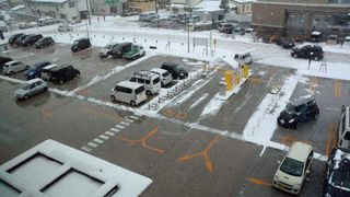 地中熱で積雪知らず/五所川原市新庁舎駐車場 新システムが威力