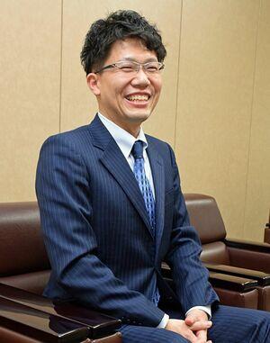「つらかったことは全て必然で、だからこそ今が一番幸せなのだと思います」と話す古川六段