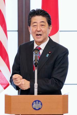 首相「安保条約は不滅の柱」