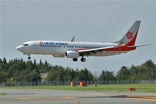 中国・天津-青森線 運航再開は10月28日