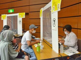 外国人向けに緊急相談会、名古屋