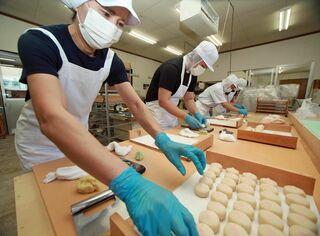 「大王」など駄菓子直売所オープン
