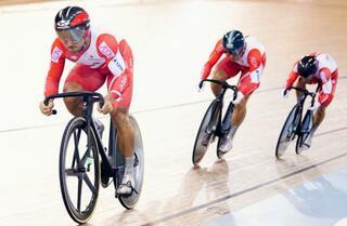 自転車、日本新で16年ぶり優勝