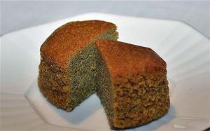 赤菊芋で試作した焼き菓子