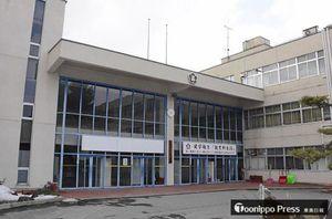 柴田女子高校の校舎