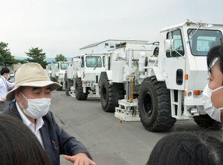 津軽平野で断層探る 東大地震研が防災に生かす