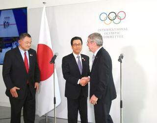 IOC会長、冬季五輪で高く評価