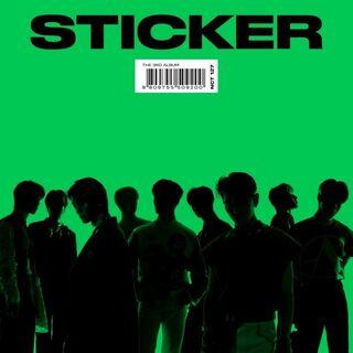 10/4付週間アルバムランキング1位はNCT 127の『Sticker:NCT 127 Vol.3 』
