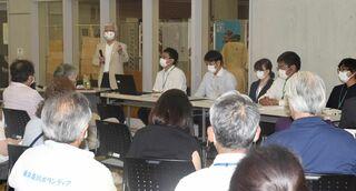 縄文館10周年講演「自然との共生文化」八戸