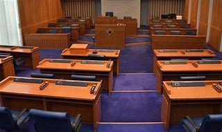 三戸町議会、自主解散も選択肢/県議選違反事件