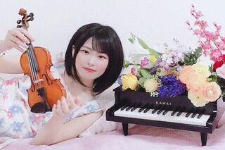 「あなたの娘に生まれて幸せ」ベッドの上で演奏会も…病気女性支える母との絆と音楽