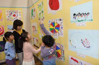 第86回東奥児童美術展開幕