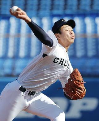 野球神宮大会、高校は中京が4強