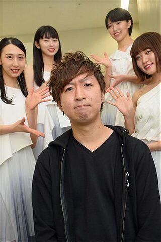 飾らず、ありのままで/りんご娘のプロデューサー下田さん