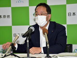 再処理工場の設工認「簡単にこなせない」/原燃・増田社長