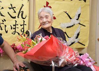 青森県内100歳以上、過去最多更新