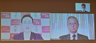 PCR検査体制十分 小野寺氏、医療福祉従事者増員 石田氏/公開討論会