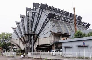宮崎の旧都城市民会館にお別れ