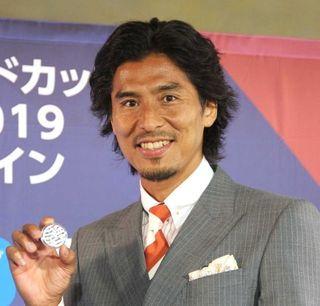 元日本代表・中澤佑二氏、ユニフォーム交換は自らせず 「サッカーグッズ集めない」主義