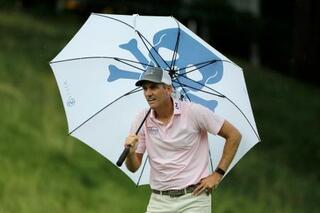 米男子ゴルフ、トッドが首位浮上