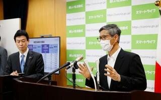 東京、神奈川の感染状況を注視