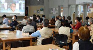 遺跡群「希有な存在」/日本イコモス国内委委員長 オンラインで講演