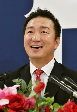 広島、投手コーチに横山竜士氏