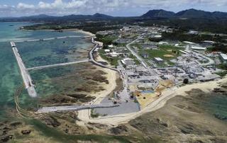 沖縄県、土砂投入前に承認撤回