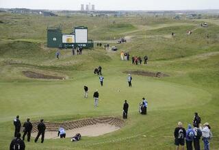 男子ゴルフの全英オープン中止へ