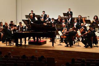 イタリア交響楽団青森公演が開催されました