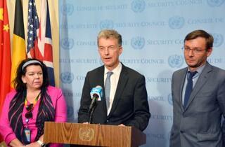 国連、北朝鮮制裁委が非公開会合