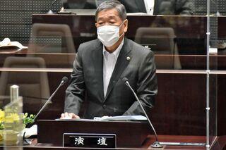八戸市長選、現職まだ態度示さず?