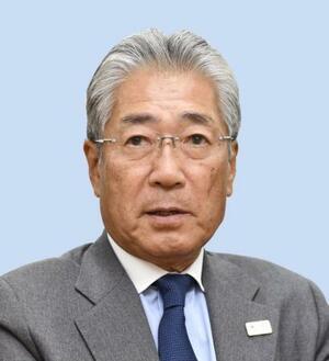 JOC前会長の竹田恒和氏
