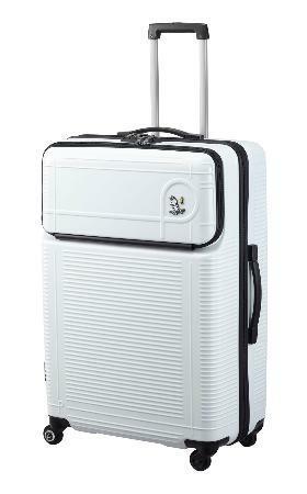 スヌーピーのスーツケース