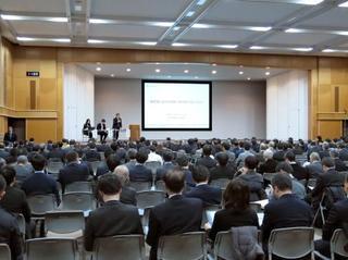 外国人材の新制度を説明、経産省