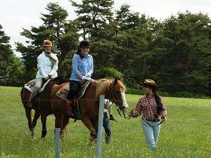 6月の乗馬体験日決定! ジョシマルだけの特別乗馬体験♪