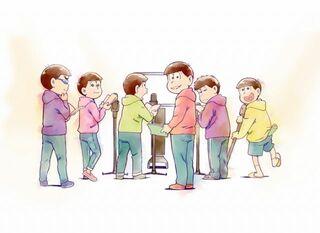 TVアニメ『おそ松さん』第3期決定、10月放送へ 「体も心も限界」声優陣の生々しい告白映像公開