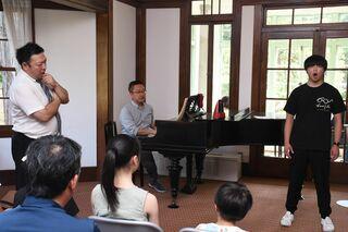 助成事業「基礎から学ぶ声のトレーニング」が開催されました